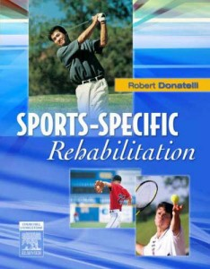 Sports Specific Rehab Course
